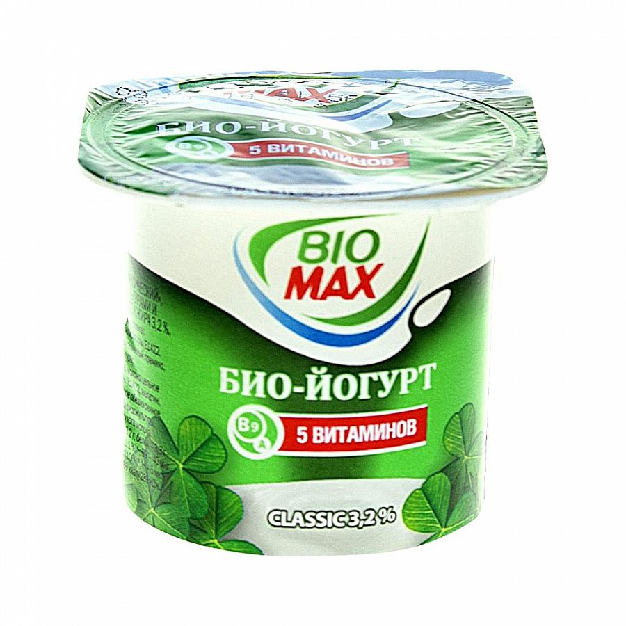 Йогурт Bio Max классический 3,2%