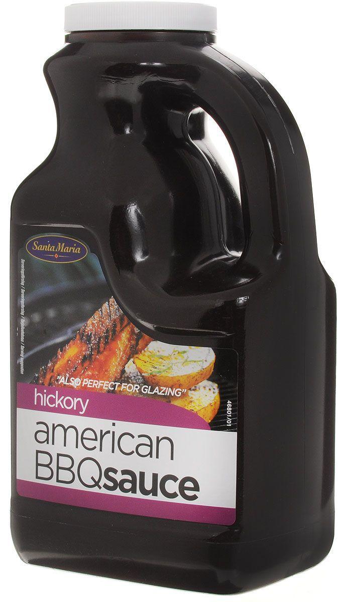 Соус Santa Maria American BBQ hickory