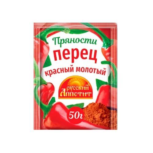 Приправа Русский аппетит красный перец молотый
