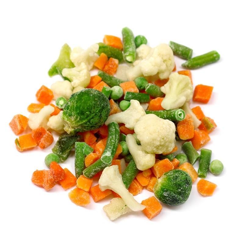 Овощи весенние LiViAnTa замороженные