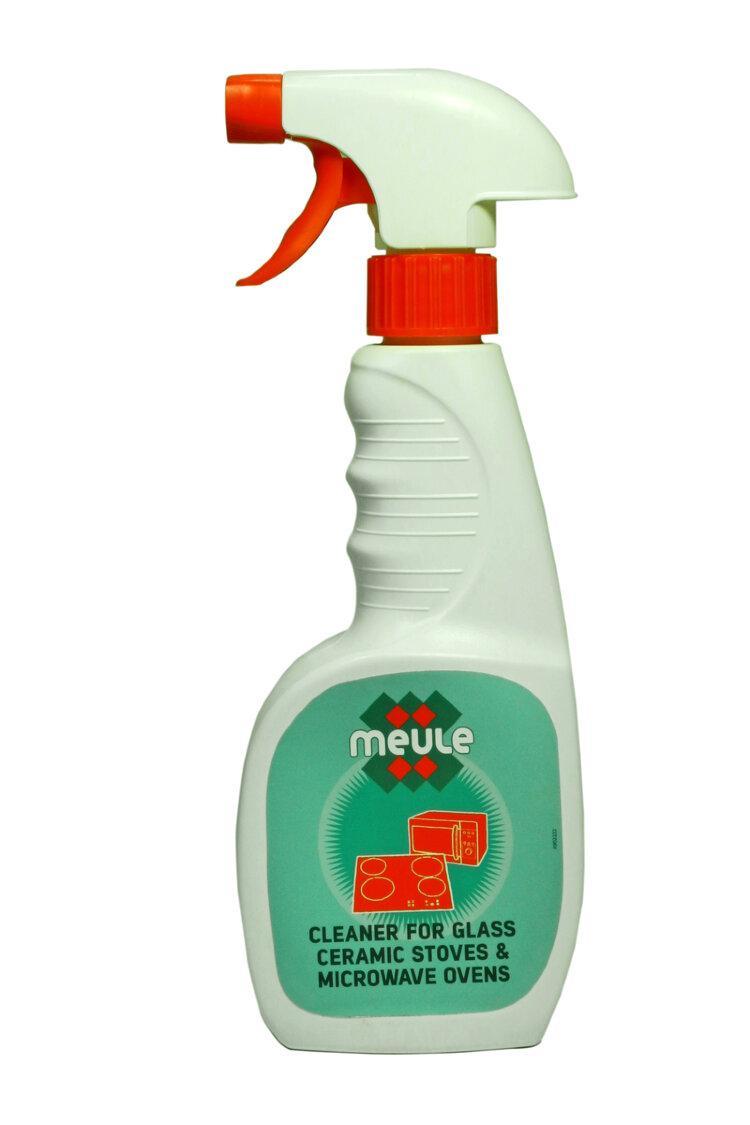 Чистящее средство MEULE для чистки стеклокерамических поверхностей и микроволновых печей 450мл