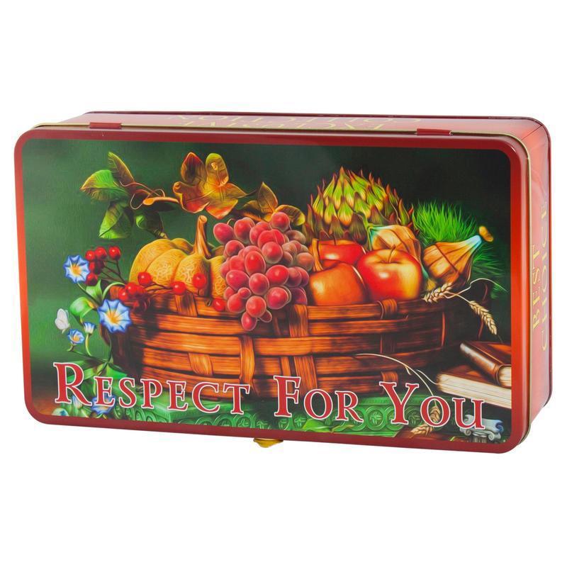 Чай Дольче Вита Подарочная коллекция Респект 196.5 гр