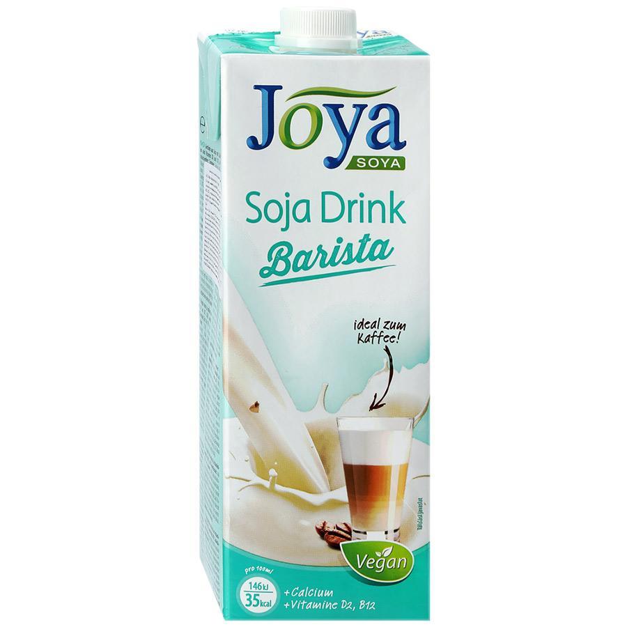 Молоко соевое JoyaSoya Barista Drink с кальцием ультрапастеризованное