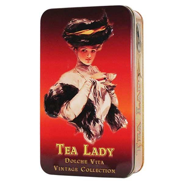 Чай Дольче Вита Tea Lady черный