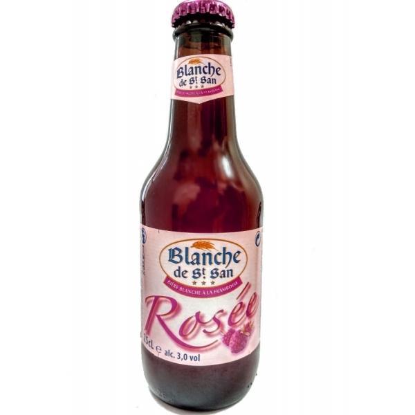 Пиво Blanche de St San светлое 4,5% 6шт.