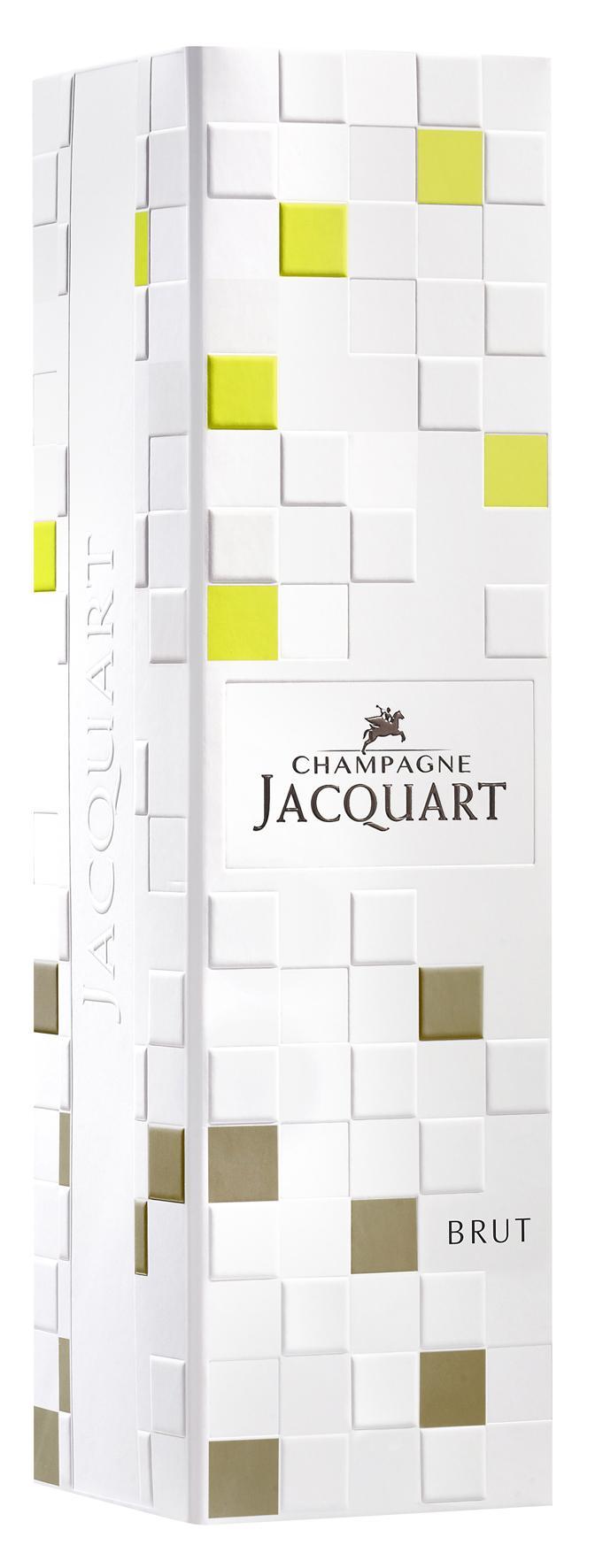 Шампанское «Шампань Жакарт Брют Мозаик» в подарочной упаковке, Франция