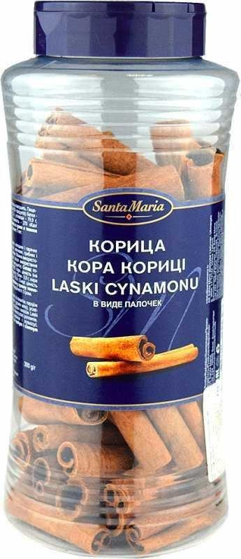 Приправа Santa Maria корица палочки, Швеция