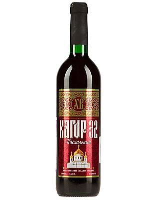 Винный напиток Кагор Рождество Христово без добавления этилового спирта