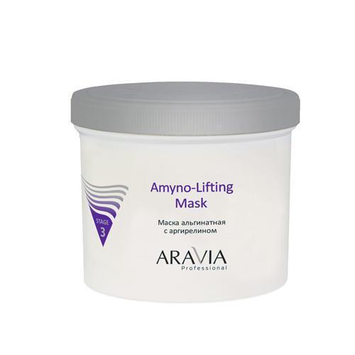 Маска Aravia Professional альгинатная с аргирелином Amyno-Lifting