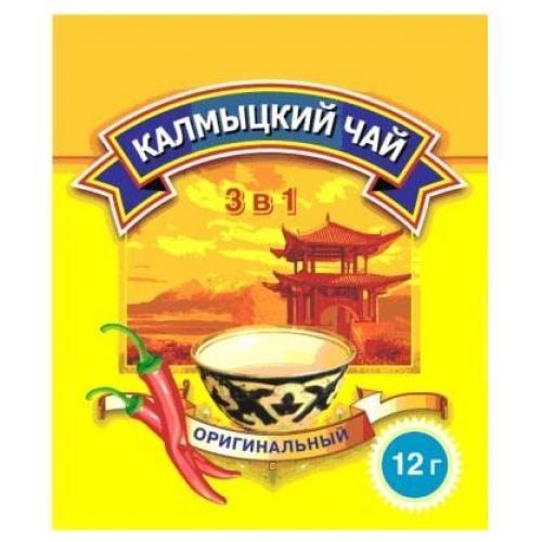 Чай Калмыцкий Чай 3в1 12 гр