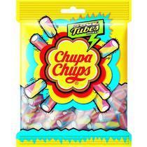 Конфеты Chupa Chups мармелад Sour Tubes Mini  150 г.