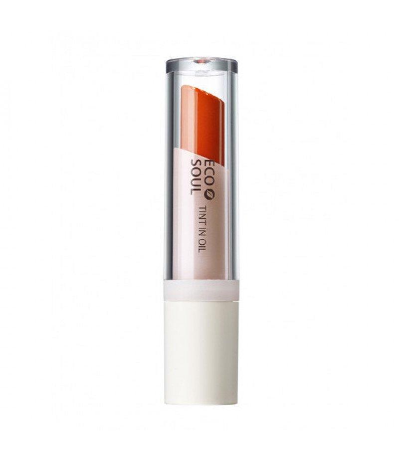 Тинт The Saem Eco Soul Mineral Tint In Oil OR01  минеральный
