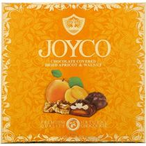 Конфеты курага в шоколаде Joyco с грецким орехом, 150 гр.