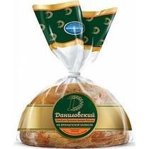 Хлеб Коломенское Даниловский пшенично-ржаной на французской закваске нарезка