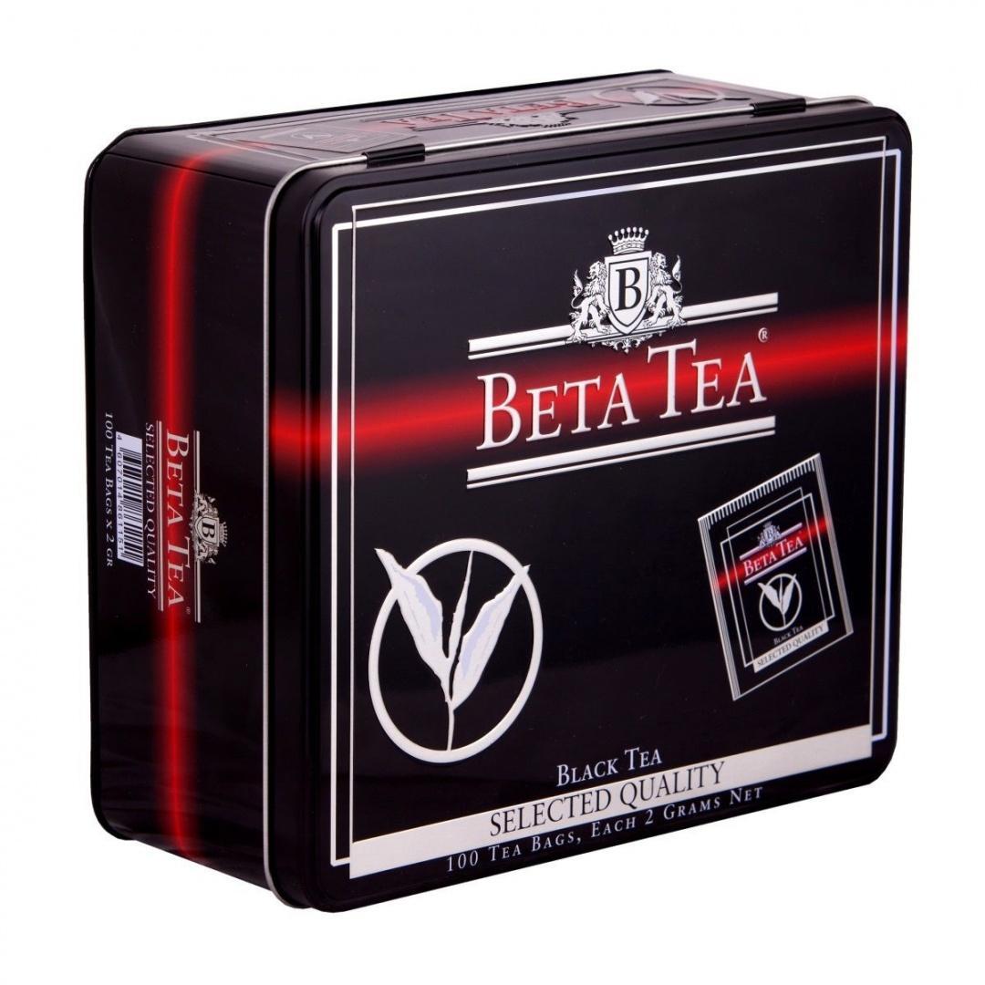 Чай Beta Tea отборный в пакетиках