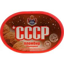 Мороженое пломбир CCCР шоколад 450 г