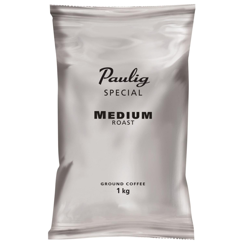 Кофе молотый Paulig Special Medium