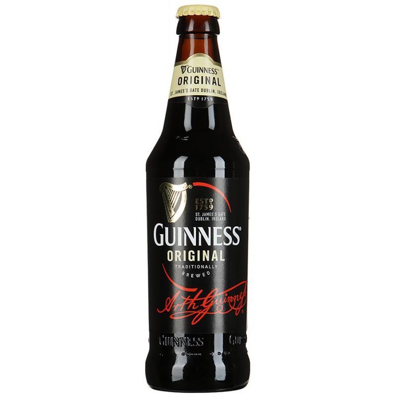 Пивной напиток Guinness Original темное 5%