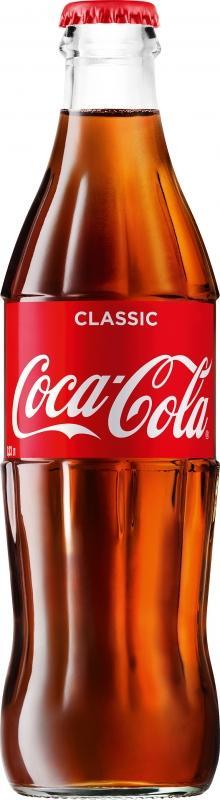 Газированный напиток Coca-Cola Казахстан