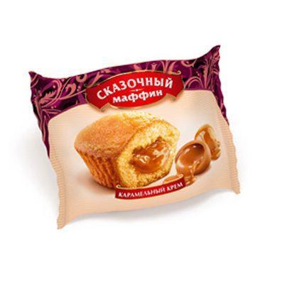 Кексы Fairy Caramel Cream Mini