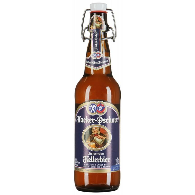 Пиво Hacker-Pschorr Naturtrubеs Kellerbier