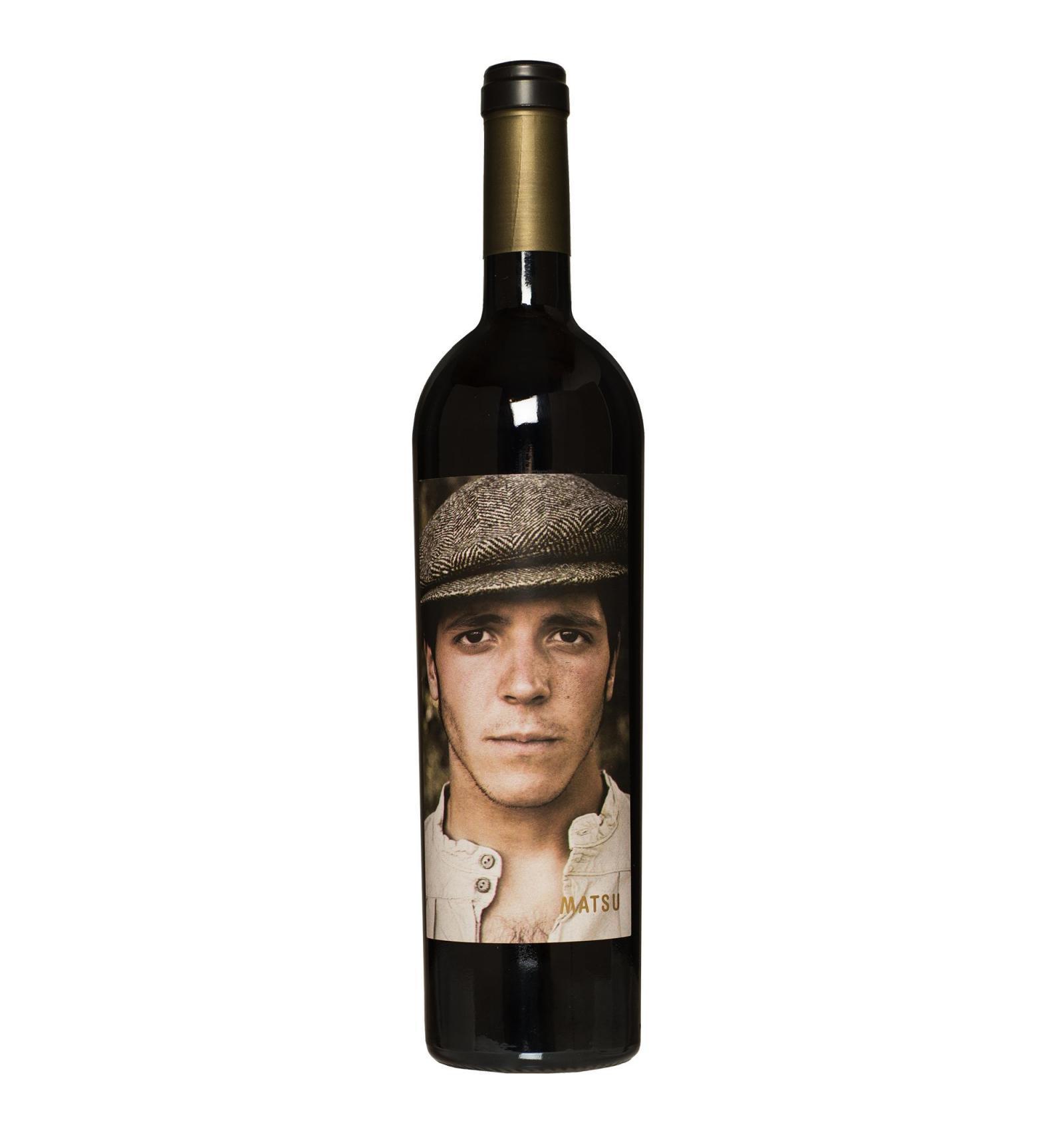 Вино Matsu El Picaro Красное сухое 14,5%