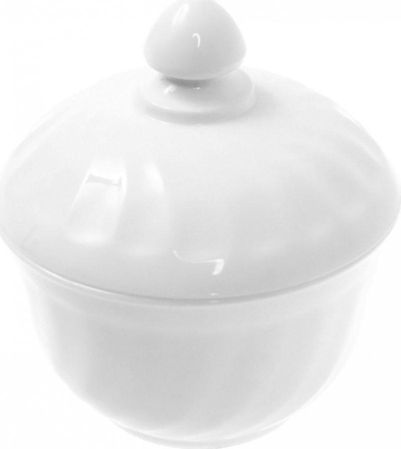 Сахарница Luminarc Трианон, N8721, белый, диаметр 11 см