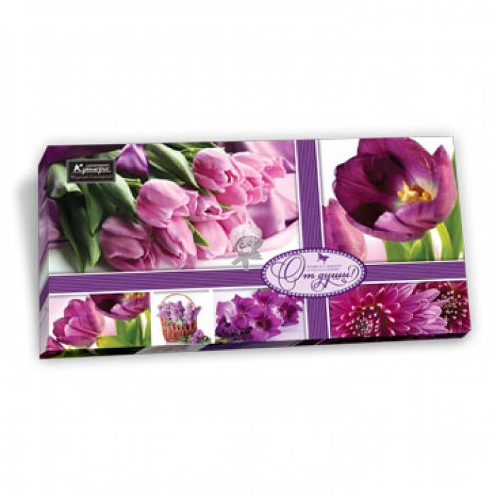 Конфеты От души тюльпаны