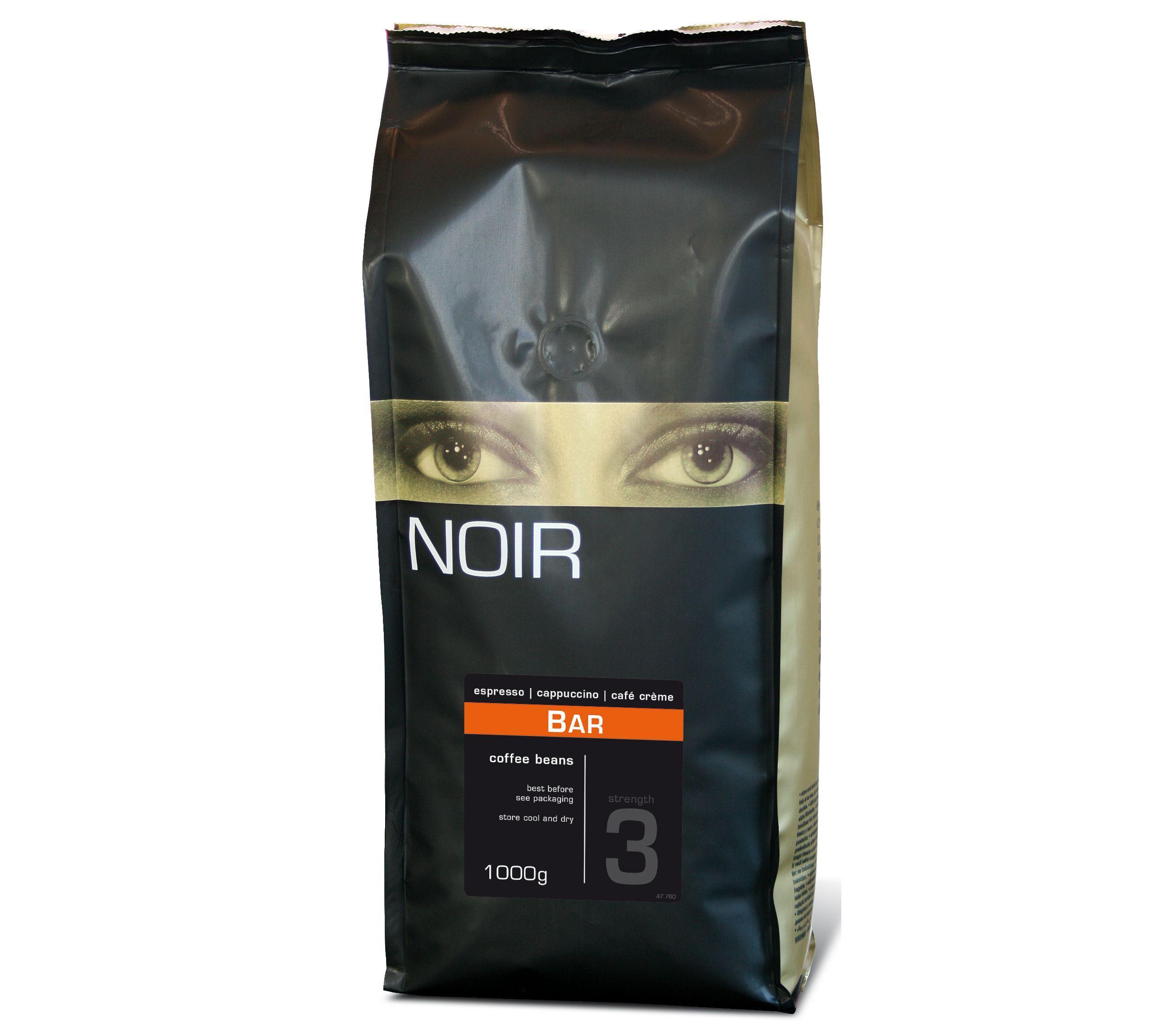 Кофе Noir Bar зерно 1000 гр