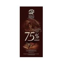 Шоколад  Априори горький 75% 100 гр.