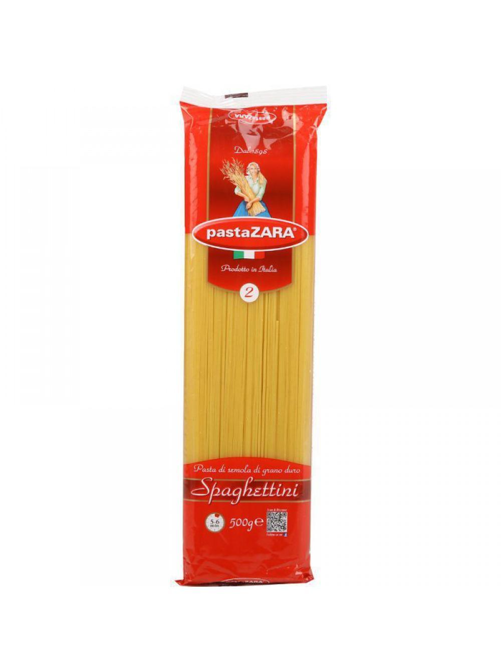 Макароны Pasta Zara Spaghetti №2