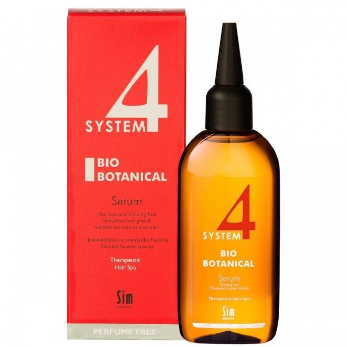 Сыворотка System 4 Bio-Botanical Serum для волос Био-ботаническая