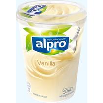 Йогурт Alpro Ванильный соевый