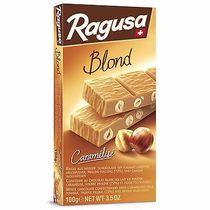Шоколад Ragusa Blond Caramelise 100 г.