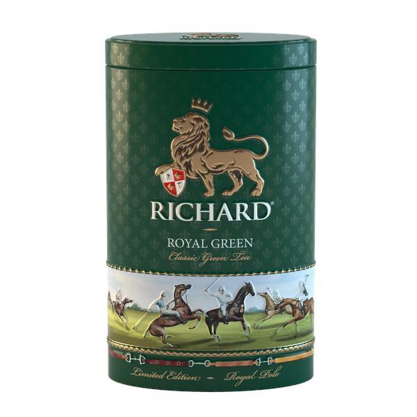 Чай зеленый Richard Royal Green