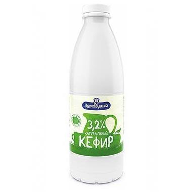 Кефир Здравушка 3,2%
