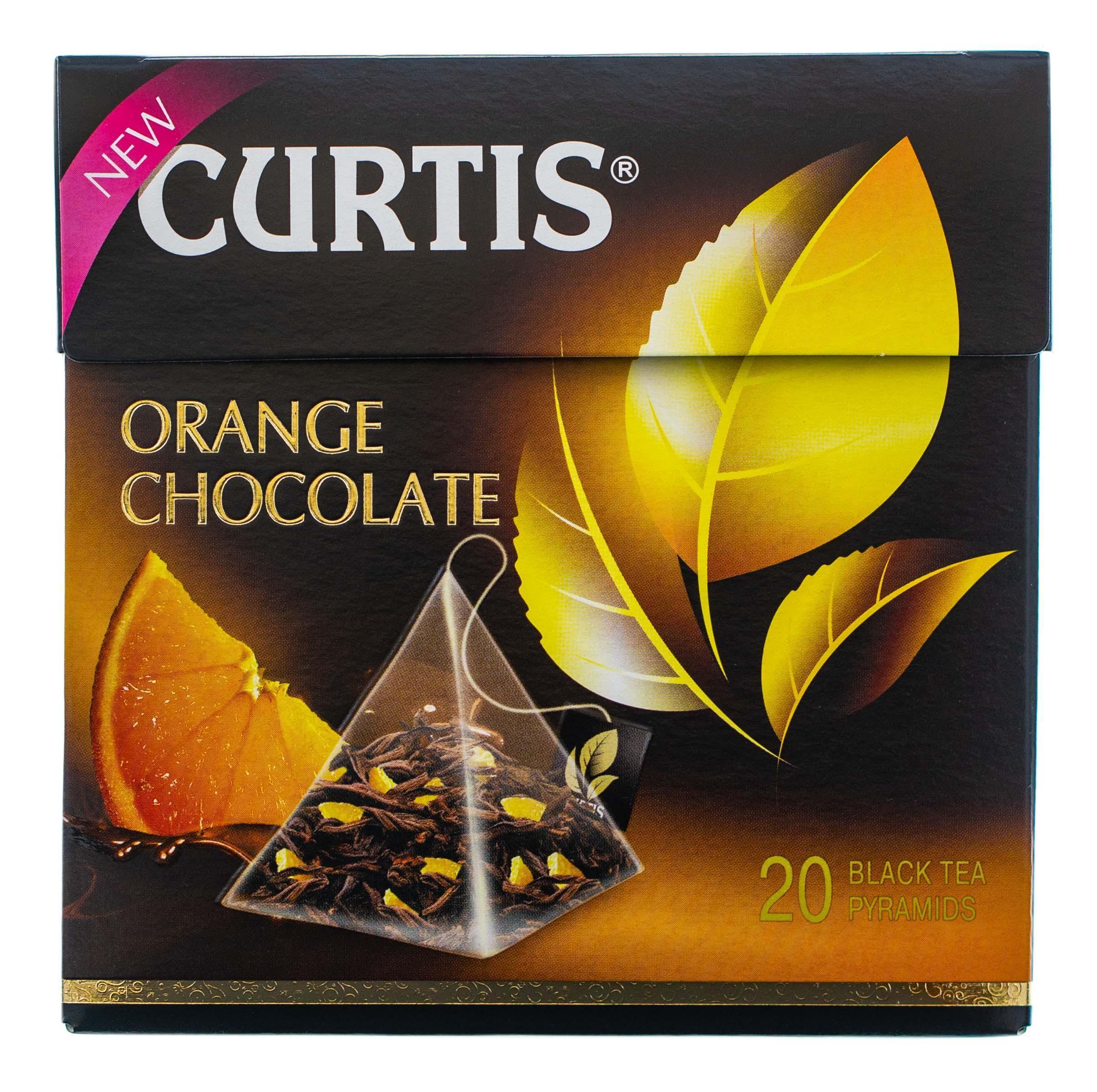 Чай черный Curtis Orange Chocolate