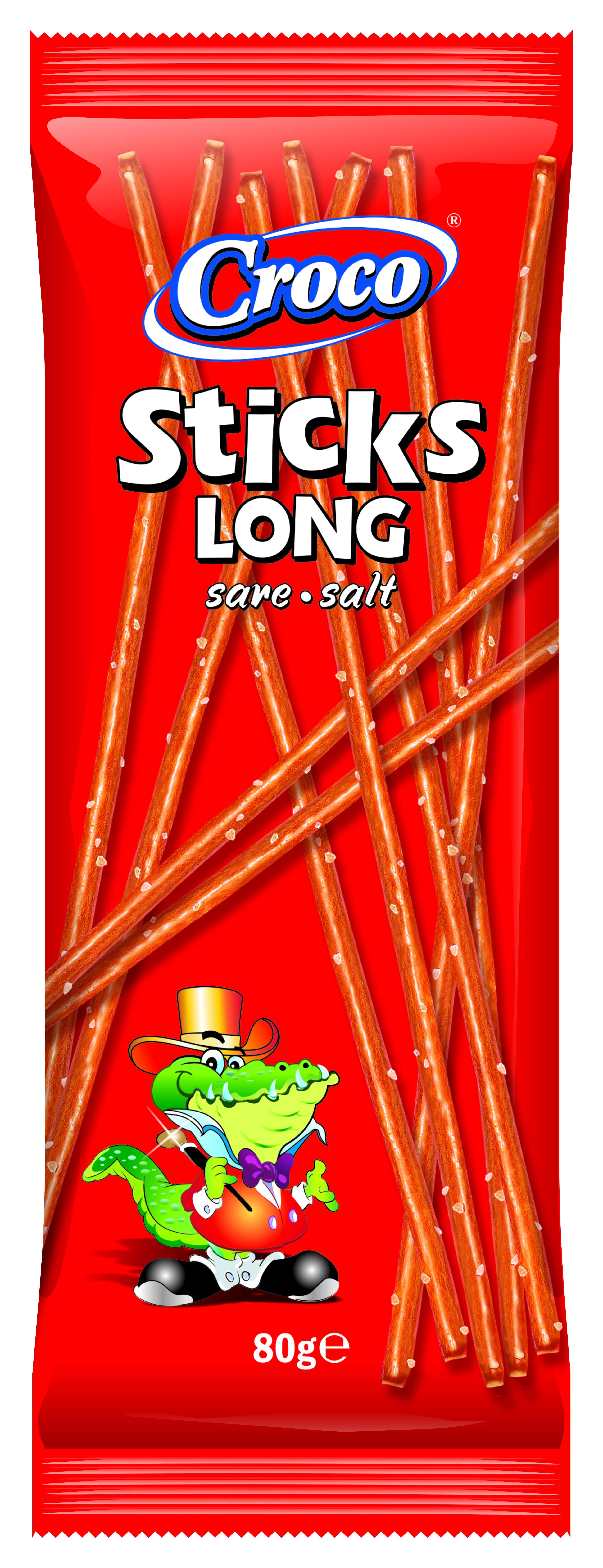 Соломка Croco соленые длинные