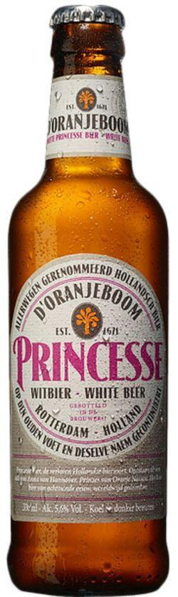 Пивной напиток D'ORANJEBOOM Princesse нефильтрованный неосветленный пастеризованный