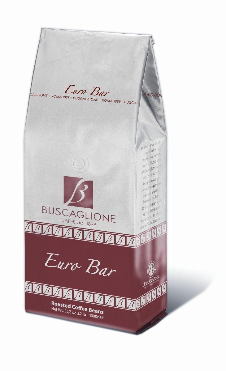 Кофе Buscaglione Euro Bar в зернах 1000 г.