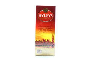 Чай Hyleys Английский аристократический 25 пак.