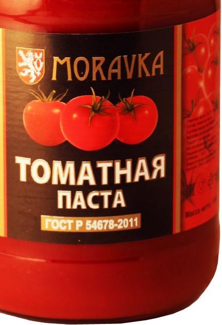 Томатная паста Moravka