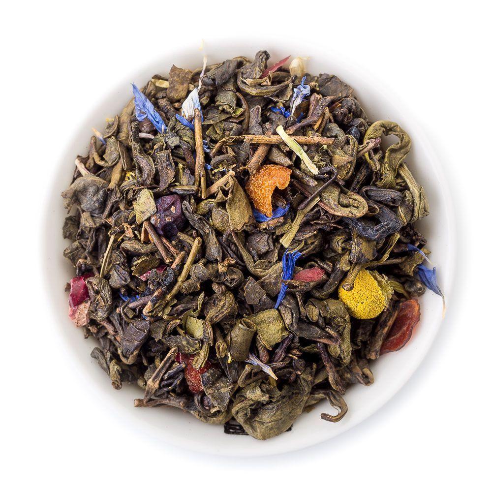 Чай листовой Силуэт