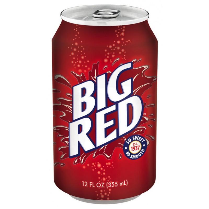 Газированный напиток Big Red