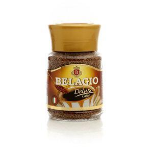 Кофе Belagio deluxe растворимый натуральный, сублимированный