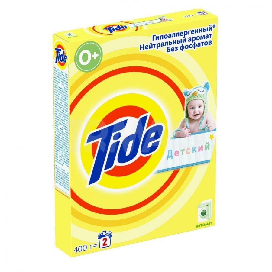 Стиральный порошок Tide Автомат Детский без фосфатов