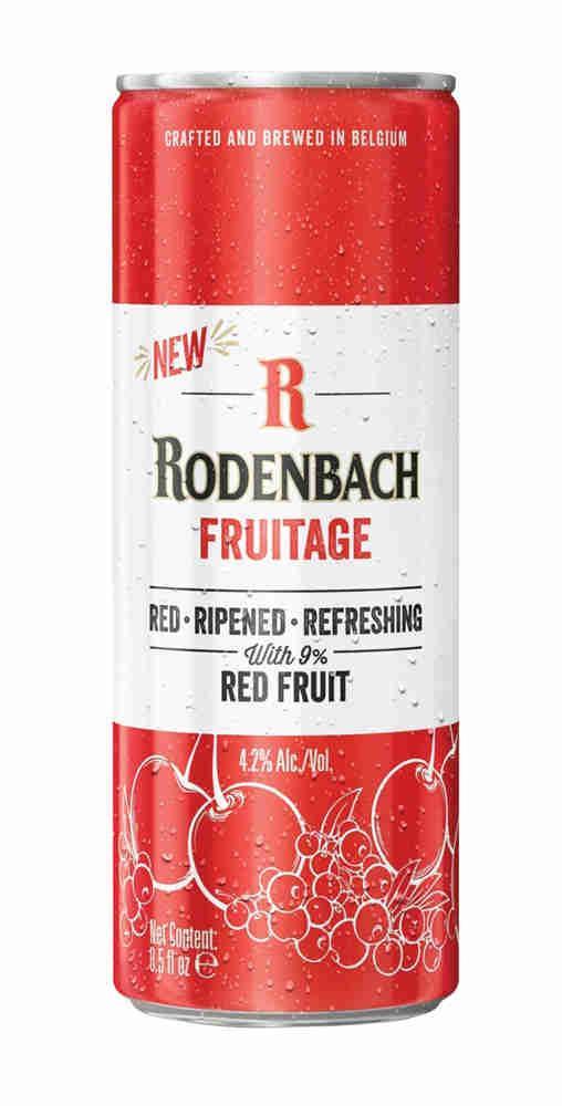 Пивной напиток Rodenbach Fruitage светлый фильтрованный пастеризованный