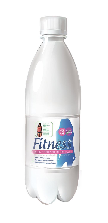 Напиток Fitness кисломолочный