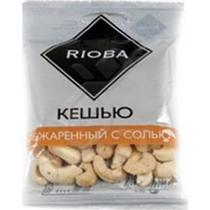 Кешью Rioba обжаренный с солью