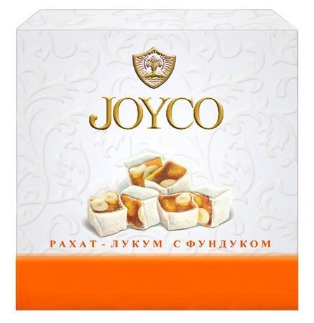 Восточные сладости Joyco Рахат-лукум с фундуком